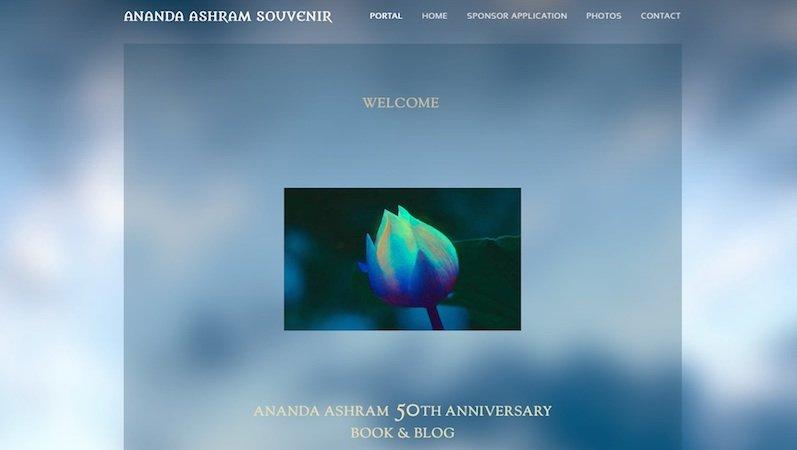 Weebly Website Design Screenshot